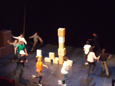 Parvis des Arts, jeudi 26 avril 2012